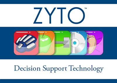 ZYTO Decision Support Technology